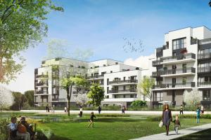 Appartement T2 en Residence Senior à Noisy Le Grand : idéal investissement