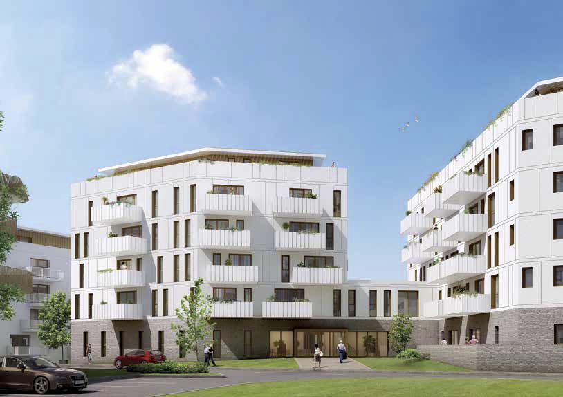 investir dans un appartement type t2 en r sidence senior. Black Bedroom Furniture Sets. Home Design Ideas