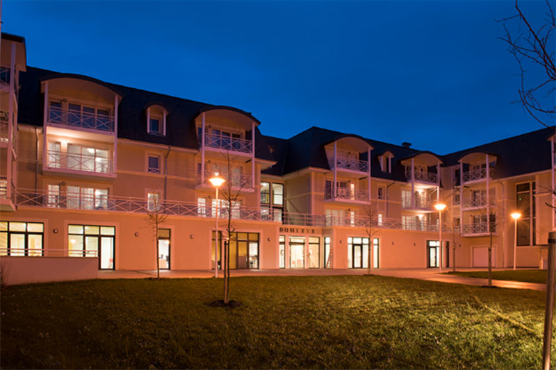 A saisir t2 louer cabourg dans une r sidence avec services pour seniors - Location appartement senior ...