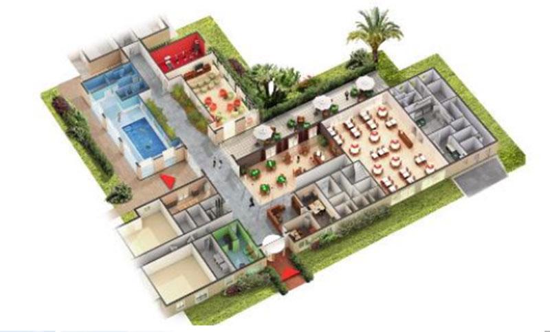 cavaillon dans le vaucluse t2 louer dans une r sidence avec services pour seniors. Black Bedroom Furniture Sets. Home Design Ideas