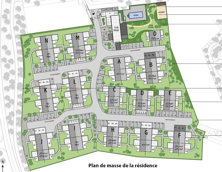 Investir dans une villa t2 pollestres pyr n es orientales au sein d 39 - Location appartement senior ...